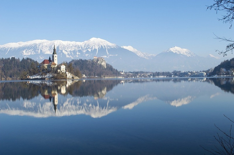 Bled - Bledo ežeras