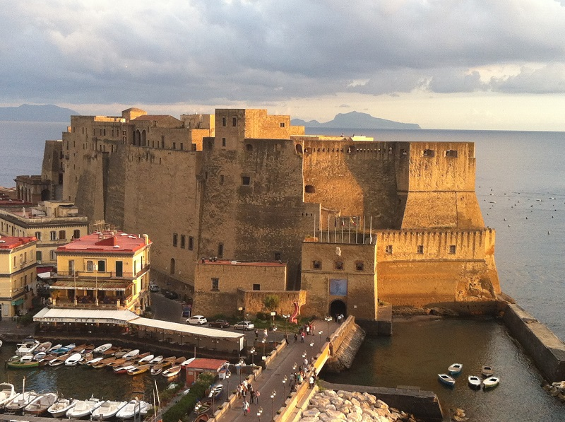 Italiją - Napoli